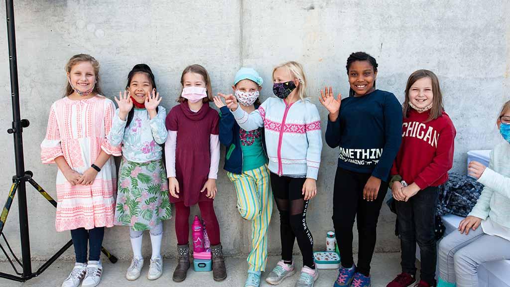 "Berlin-Spandau: ""Schule ohne Grenzen"" feiert Richtfest"