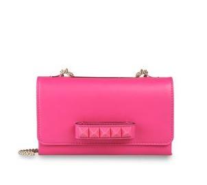 Clutch pink Valentino