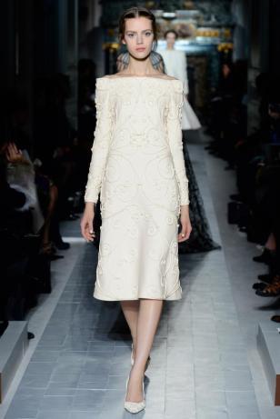 Brautkleid off-white, Valentino