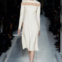 Langarm Abendkleider  - Valentino 2013