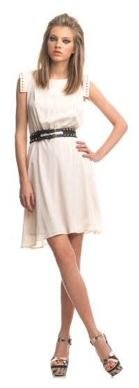 FORNARINA-Kleid weiß