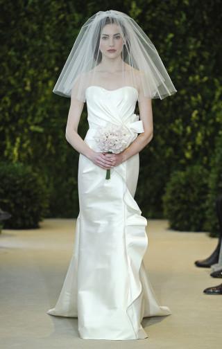 Brautmode New York  Hochzeitskleider Carolina Herrera 2014  Abendkleider4You