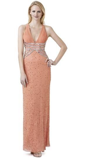 Abendkleider lang Adrianna Papell 2014
