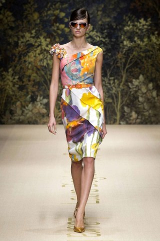 sommerkleider italien  kleider laura biagotti  sommerkleider 2014  abendkleider4you