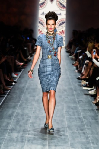 Lena Hoschek - Mercedes-Benz Fashion Show SS 2015