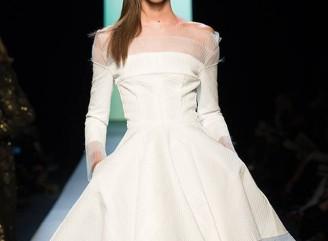 Brautkleid, Hochzeitskleid Jean Paul Gaultier 2015