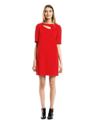 Rotes Kleid Tara Jarmon