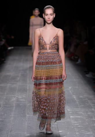 Valentino Sommerkleid bunt - Tanzkleid