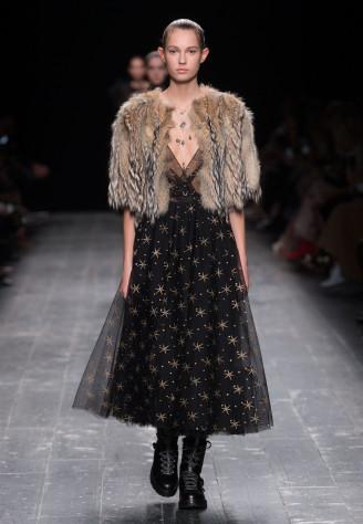 Valentino Ballkleider - Tüllkleid schwarz