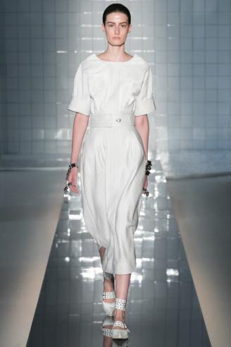 Mila Schön Milano,, Designer Alessandro De Benedetti - weiße Kleider