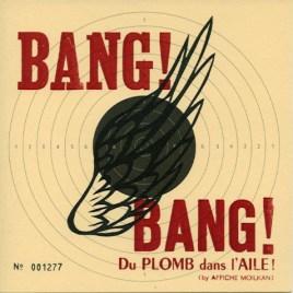 Cibles en série – Bang Bang