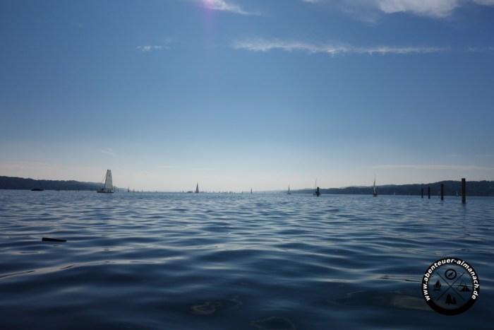 Zurück am Starnberger See
