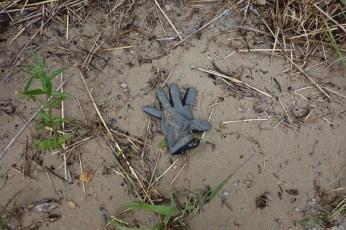 Noch ein Handschuh