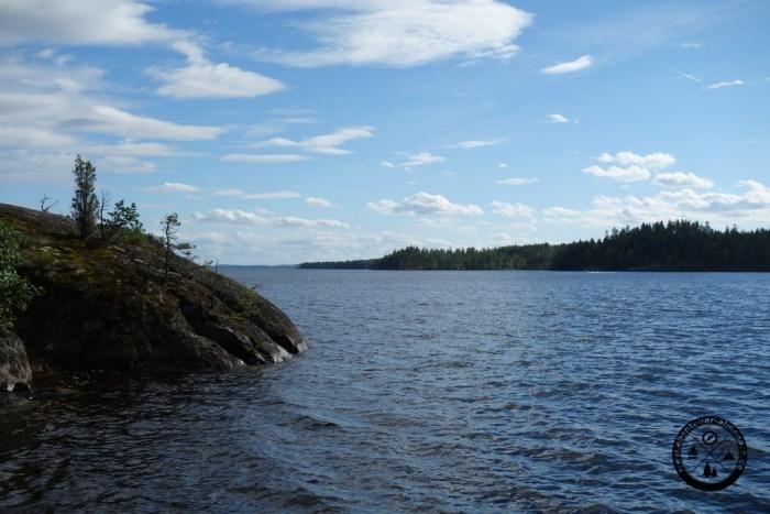 Wer würde einen Sprung in den See gegen ein gekacheltes Abkühlbecken tauschen?