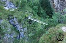eisernde Brücke