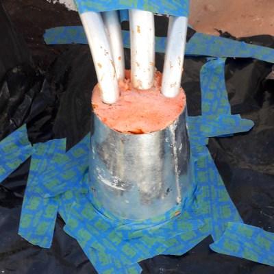 Pipe waterproofing