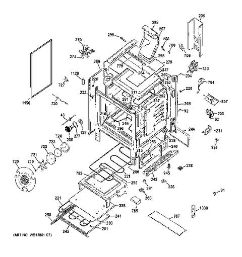 Ge Cafe Series Dual Fuel Range Manual