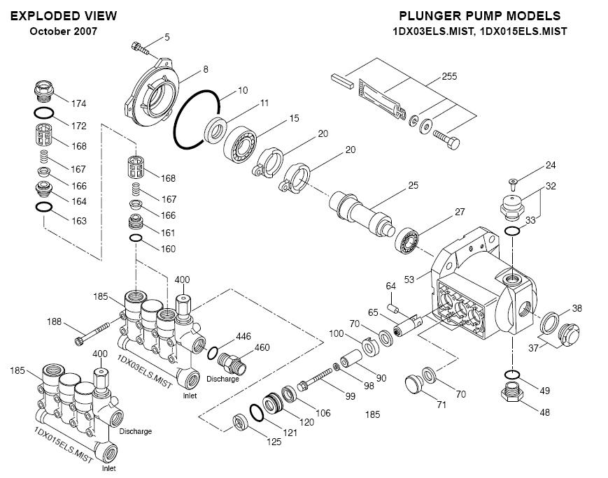 Cat 3560 Pump Service Manual