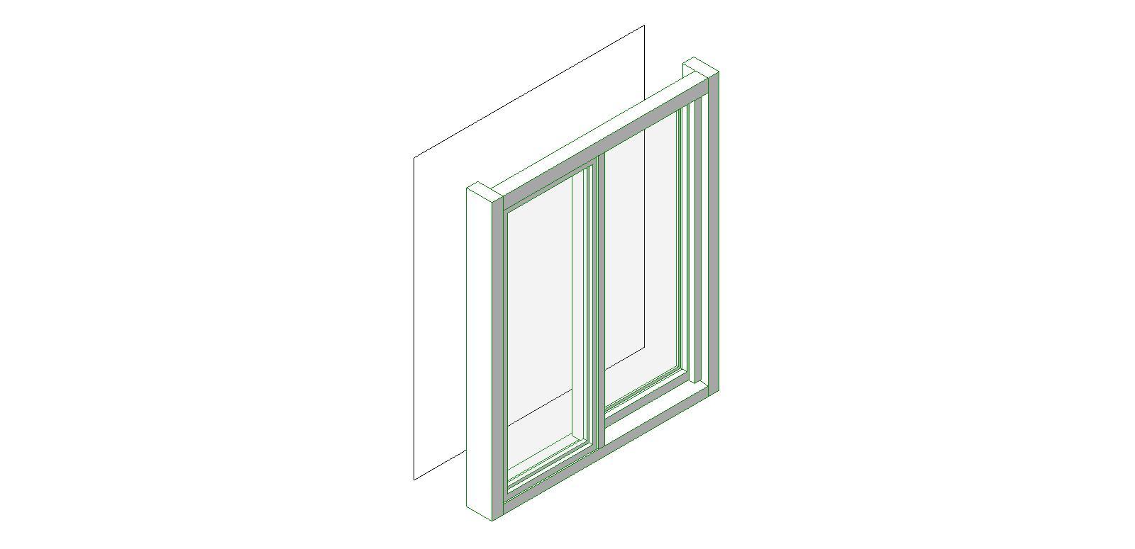 Ready Access Drive Thru Window Manual