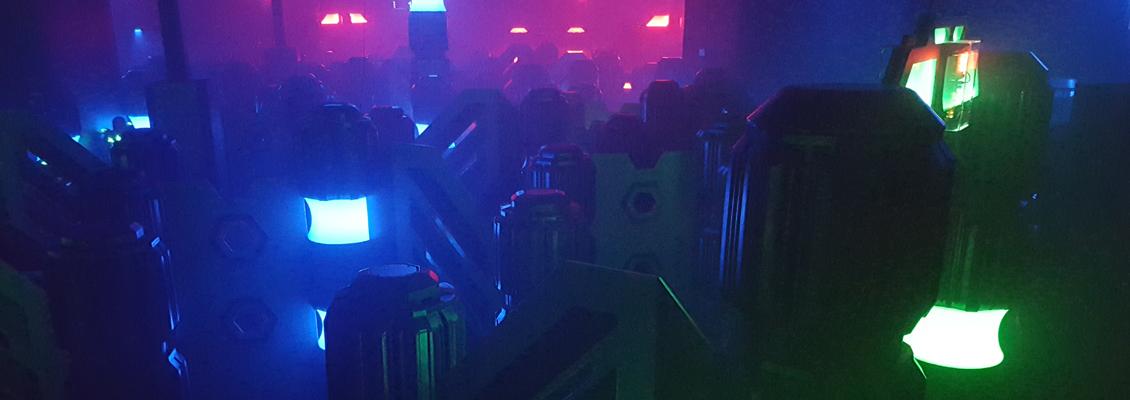Laser-Tag-Slider