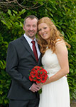 Wendy and Ken at Marischal College