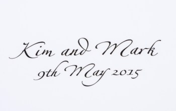 Kim and Mark Album, 9th May 2015