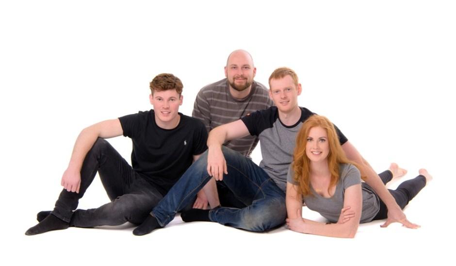 Steve Duncan Family Portrait