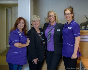 Photography by aberdeenphoto.com at Care UK