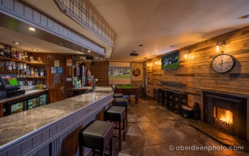 Newmachar Hotel bar