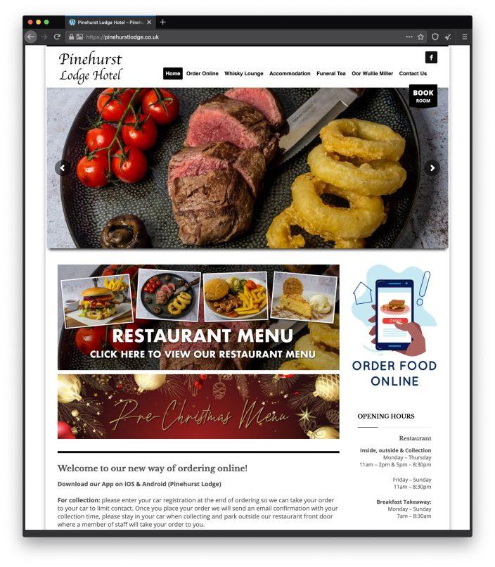Pinehurst website