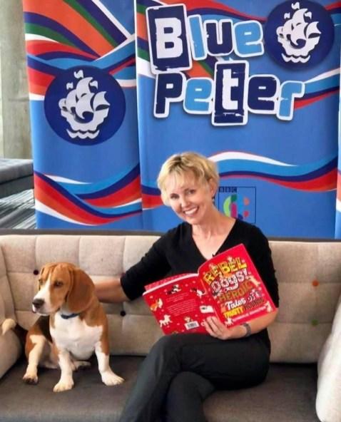 blue peter - dog