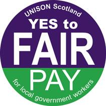 Fair Pay sticker