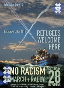 Refugees welcome here