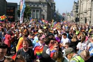 Thousands turn out for Grampian Pride