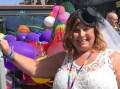 Susan Kennedy at Grampian Pride