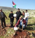 Plant a Tree - Aberdeenshire UNISON stands with Palestine