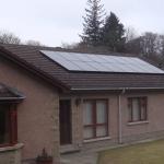 8.33 Solar 250W Panels - Banchory