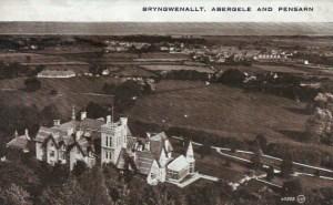Bryn Gwenallt 1925