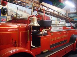 Fire Engine of Abergele Urban District Council