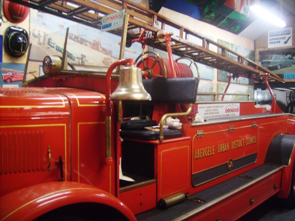 Fire Engine of Abergele Urban District Council