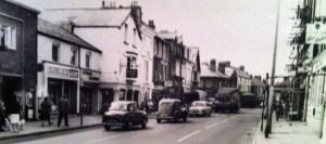 Market St, Abergele - pic sent by Delyth Ann