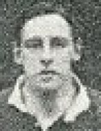 Frederick as Captain of Scotland against South Africa in 1912