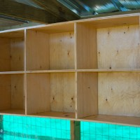 Homing Pigeon Nest Box