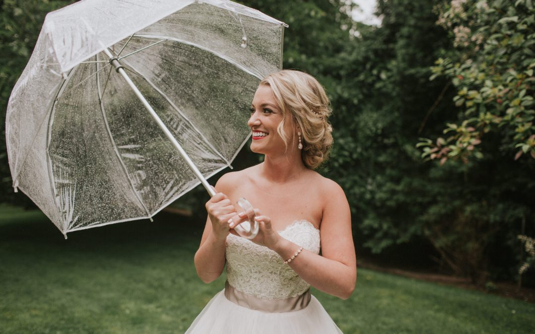 Wedding Wisdom – Don't Stress about the Weather