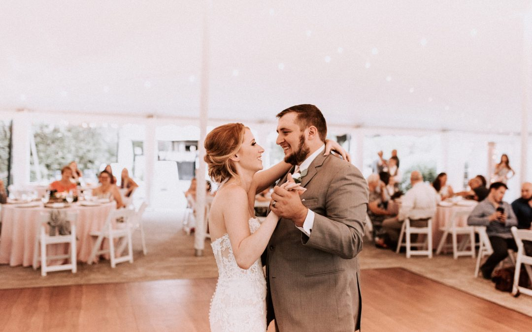 WEDDING WISDOM:  The Reception Flies By – Prioritize Your Time!!!