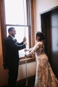 Jojo & Michael (Briana Batey Photography)