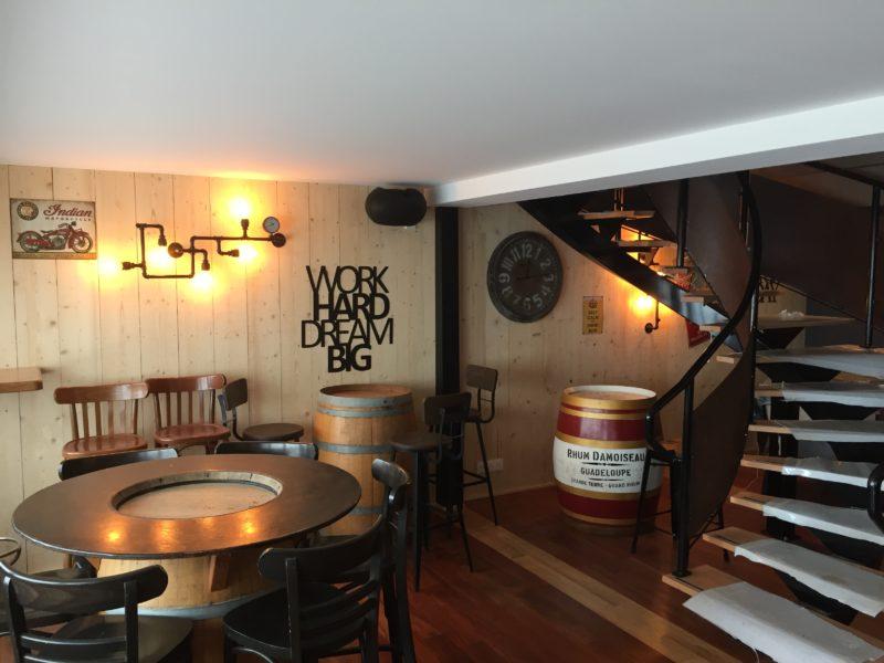 Sonorisation de bar et restaurant