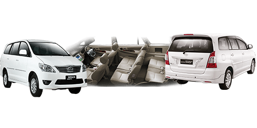 Avanza Car Rental in Bandung plus travel packages