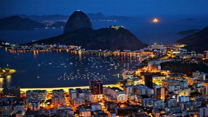 Foto aérea da cidade do Rio de Janeiro, representando escritório de contabilidade no Rio de Janeiro - Abertura Simples