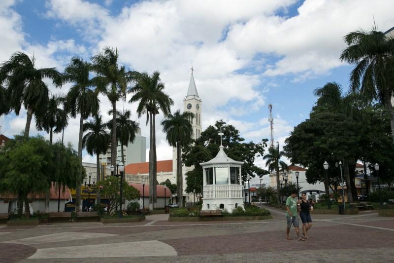Praça na cidade de Birigui, representando escritório de contabilidade em Birigui - Abertura Simples